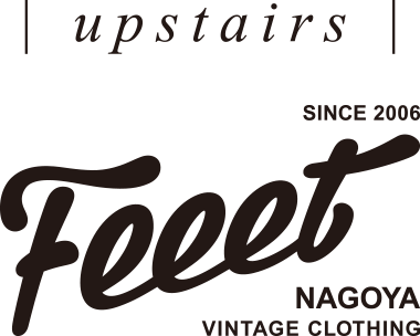 Feeet upstairs ロゴ